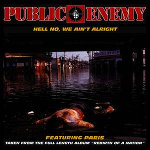 Albumcover Public Enemy - Hell No, We Ain't Alright