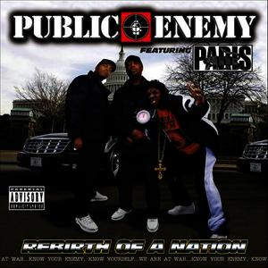 Albumcover Public Enemy - Rebirth Of A Nation