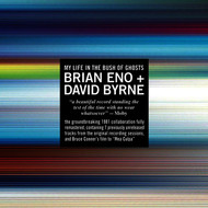 Albumcover Brian Eno - My Life in the Bush of Ghosts