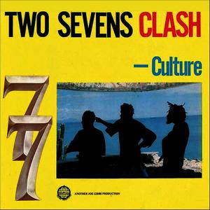 Albumcover Culture - Two Sevens Clash