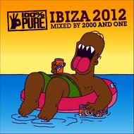 2000 And One - 100% Pure Ibiza 2012