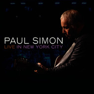 Albumcover Paul Simon - Live In New York City