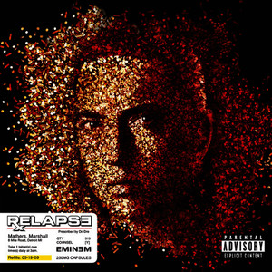 Albumcover Eminem - Relapse (Explicit Version)