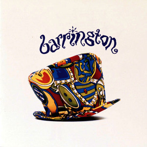 Albumcover Barrington Levy - Barrington