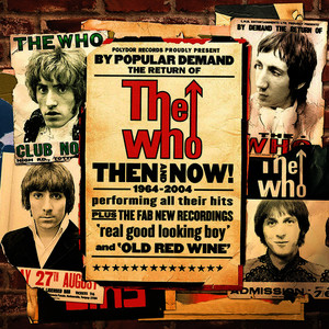 Albumcover The Who - Then And Now (Explicit)
