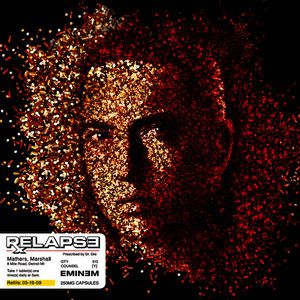 Albumcover Eminem - Relapse (Edited Version)