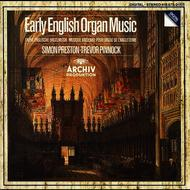 Albumcover Simon Preston / Trevor Pinnock - Early English Organ Music