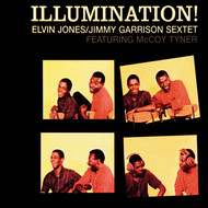 Albumcover Elvin Jones / Jimmy Garrison Sextet / McCoy Tyner - Illumination!