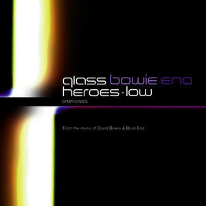 Philip Glass: Low Symphony & Heroes Symphony (2 CDs)