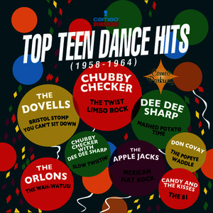 Albumcover Various Artists - Top Teen Dance Hits (1958-1964)