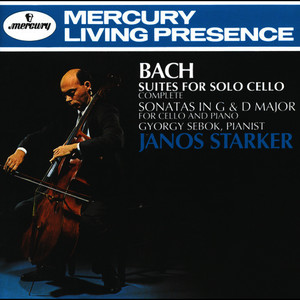 Bach, J.S.: Suites for Solo Cello/2 Cello Sonatas