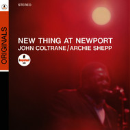 Albumcover John Coltrane / Archie Shepp - New Thing At Newport (Originals Version)