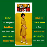 Albumcover Patsy Cline - Greatest Hits