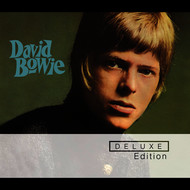 Albumcover David Bowie - David Bowie (Deluxe Edition)