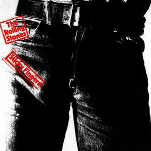 Albumcover The Rolling Stones - Sticky Fingers (2009 Re-Mastered)