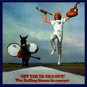 Albumcover The Rolling Stones - Get Yer Ya-Ya's Out! (Remastered)