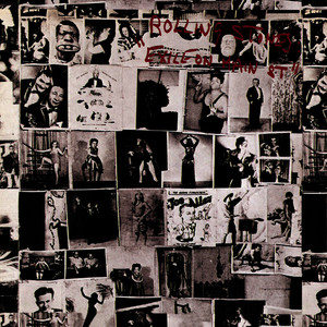 Albumcover The Rolling Stones - Exile On Main Street (2010 Re-Mastered)