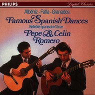 Celin Romero / Pepe Romero - Famous Spanish Dances