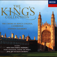 Albumcover Stephen Cleobury / The Choir of King's College, Cambridge - The King's Collection