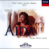 Leontyne Price [Soprano] - Verdi: Aïda - Highlights