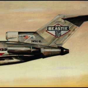 Albumcover Beastie Boys - Licensed To Ill