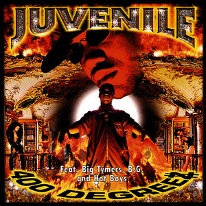 Albumcover Juvenile - 400 Degreez (Edited Version)