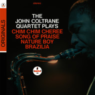 Albumcover John Coltrane Quartet - The John Coltrane Quartet Plays