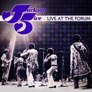 Albumcover Jackson 5 - Live At The Forum