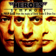 American Composers Orchestra [Orchestra] - Philip Glass: Heroes Symphony