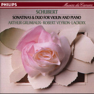 Albumcover Robert Veyron-Lacroix / Arthur Grumiaux - Schubert: Sonatina in D; Duo in A etc.