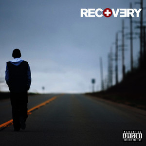 Albumcover Eminem - Recovery (Explicit Version)