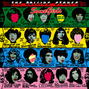 Albumcover The Rolling Stones - Some Girls