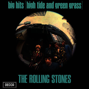 Albumcover The Rolling Stones - Big Hits (High Tide and Green Grass) (UK)