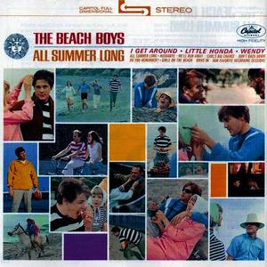Albumcover The Beach Boys - All Summer Long