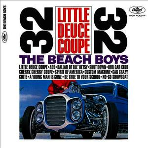 Albumcover The Beach Boys - Little Deuce Coupe