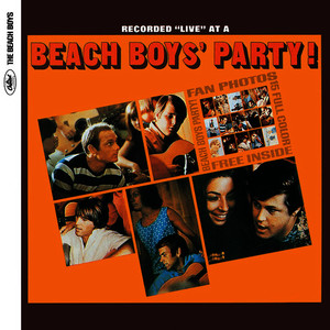 Albumcover The Beach Boys - Party!