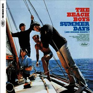 Albumcover The Beach Boys - Summer Days (and Summer Nights)