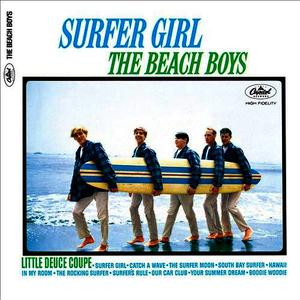 Albumcover The Beach Boys - Surfer Girl