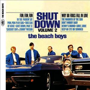 Albumcover The Beach Boys - Shut Down Volume 2