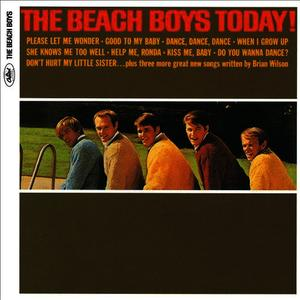 Albumcover The Beach Boys - Today!