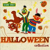 Albumcover Sesame Street - Halloween Collection