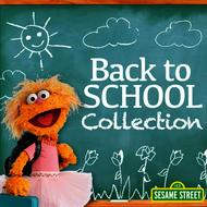 Albumcover Sesame Street - Back to School Collection