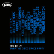 Various Artists - Body By Jake: Sweating Disco Dance Party (BPM 108-128)