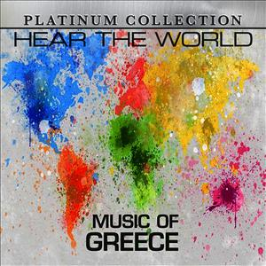 Albumcover Platinum Collection Band - Hear the World: Music of Greece