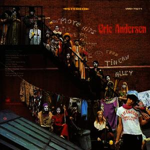Albumcover Eric Andersen - More Hits From Tin Can Alley