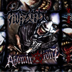 Albumcover Twiztid - Abominationz (Madrox)