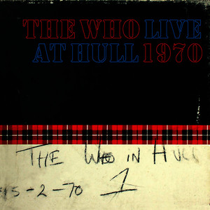 Albumcover The Who - Live At Hull