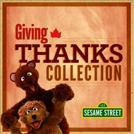 Albumcover Sesame Street - Giving Thanks Collection