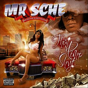 Albumcover Mr. Sche - That Pimp Shyt