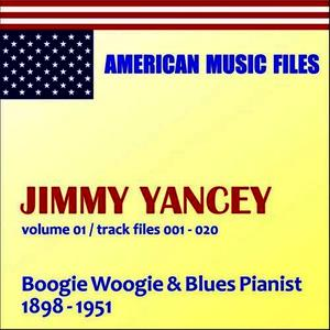Albumcover Jimmy Yancey - Jimmy Yancey - Volume 1 (MP3 Album)